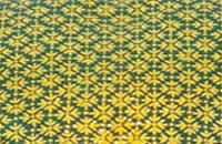 PK007 Pikul Golden Dark Green
